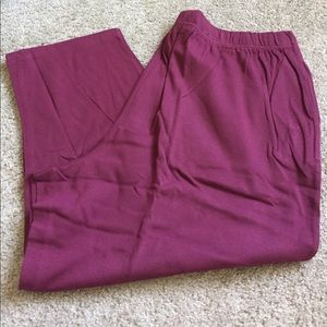 Stretch Waist Pull On Pants